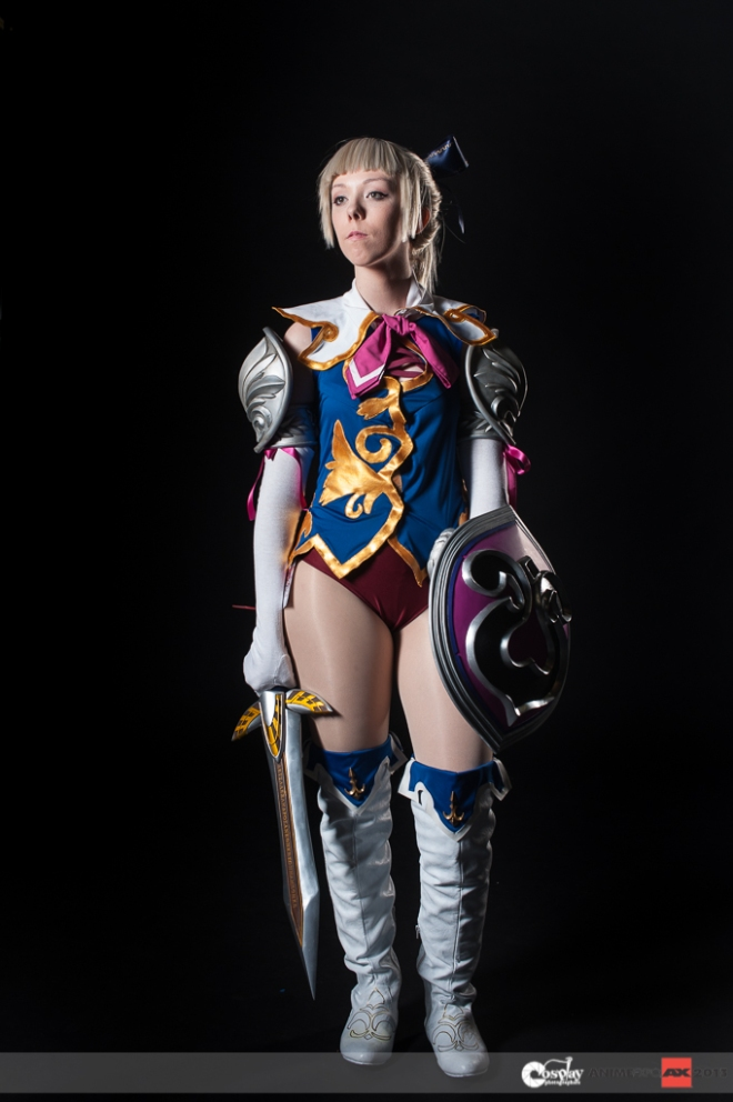 Photo taken by Cosplay Photographers at Anime Expo
